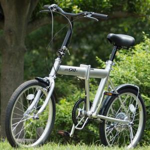 折りたたみ 自転車 ノーパンクタイヤ 20インチ FIELD CHAMP シマノ製 6段変速 20インチ 折りたたみ自転車 ホワイト  X0111|synergyselect
