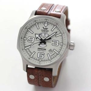 10倍ポイント/あすつく/ボストーク ヨーロッパ/EXPEDITION2(エクスペディション) ノースポール1/2432-5955192 腕時計  正規輸入品|syohbido-store