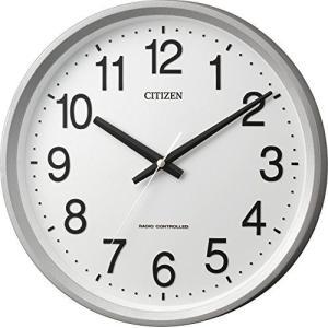 10倍ポイント/シチズン電波掛け時計サークルポート4MYA24019 syohbido-store
