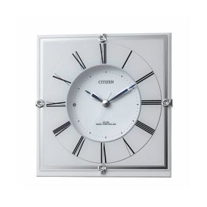 10倍ポイント/シチズン木製電波掛け置き兼用時計マリアージュ7074RY707003|syohbido-store