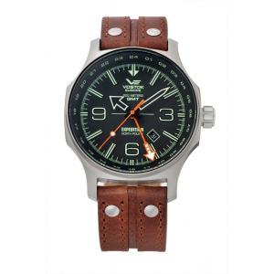 10倍ポイント/あすつく/VOSTOK EUROPE(ボストーク ヨーロッパ)/EXPEDITION(エクスペディション) /North Pole 1/GMT LINE/515.24H-595A501 腕時計[正規輸入品]|syohbido-store