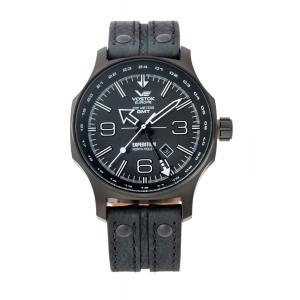 10倍ポイント/あすつく/ボストーク ヨーロッパ エクスペディション/North Pole 1/GMT LINE/515.24H-595C502 メンズ 腕時計[正規輸入品]|syohbido-store