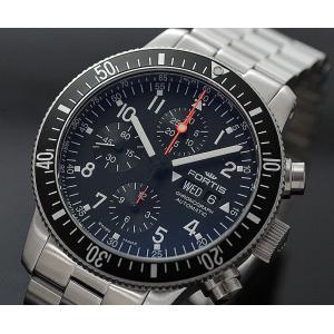 10倍ポイント/フォルティス(FORTIS)腕時計メンズ/B-42コスモノートクロノグラフ/638.10.11M|syohbido-store
