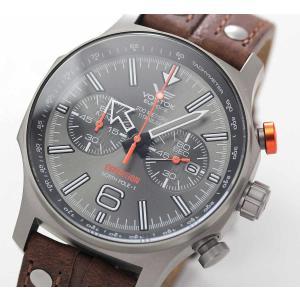 10倍ポイント/あすつく/ボストーク ヨーロッパ エクスペディション North Pole 1/クロノグラフクォーツ/6S21-595H298 腕時計[正規輸入品]|syohbido-store