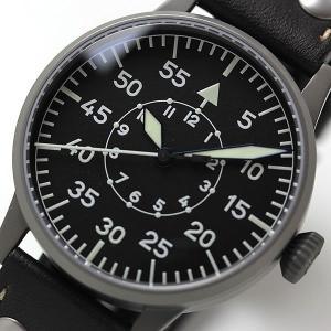 10倍ポイント/ラコ(Laco)自動巻きパイロットウォッチLaco24系パーダーボルン861749[正規輸入品]|syohbido-store