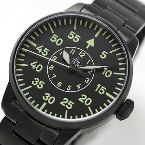 10倍ポイント/ラコ(Laco)腕時計/パイロットウォッチLACO21系自動巻ムーブメント/Sydney(シドニー)/861890[正規輸入品]|syohbido-store