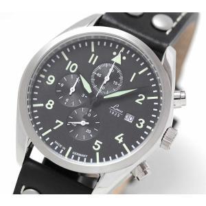 10倍ポイント/ラコ(Laco)クォーツトリーア(Trier)861915/メンズ/パイロットウォッチ/腕時計[正規輸入品]|syohbido-store