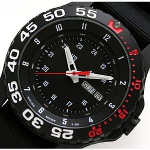 10倍ポイント/あすつく/トレーサー/腕時計/メンズ/H3/タイプ6/MIL-GレッドトリチウムP6600.41F.1Y.01Red[正規輸入品]|syohbido-store
