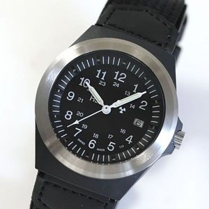 10倍ポイント/ミリタリーウォッチ/トレーサー/腕時計/メンズ/H3/タイプ3/MIL-SPEC/P5900.506.33.11[正規輸入品] syohbido-store