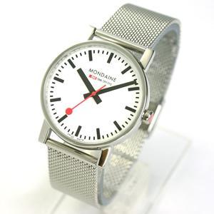 10倍ポイント/モンディーン(mondaine)腕時計/エヴォメンズ/A658.30300.11SBV[正規輸入品] syohbido-store