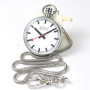 10倍ポイント/あすつく/モンディーン鉄道時計A6603031611SBB[正規輸入品]|syohbido-store
