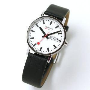10倍ポイント/モンディーン/腕時計メンズ/ニュークラシックデイデイト/A667.30314.11SBB[正規輸入品] syohbido-store