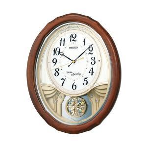 10倍ポイント/セイコー電波からくり掛け時計AM257B syohbido-store