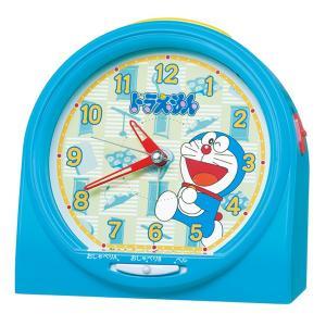 10倍ポイント/セイコーキャラクター目覚まし時計ドラえもんCQ137L|syohbido-store