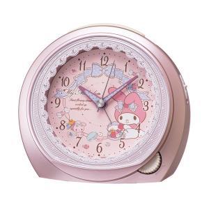 セイコーキャラクター目覚まし時計マイメロディCQ143P|syohbido-store