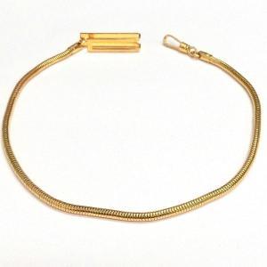 あすつく/懐中時計用チェーン3.2G-フック(フックタイプ・ゴールドカラー) syohbido-store