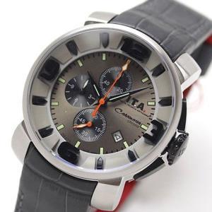 10倍ポイント/メンズ腕時計I.T.A./カサノバクロノ/ita127003[正規輸入品]|syohbido-store