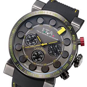 10倍ポイント/I.T.A.グランプレミオメンズ腕時計ita180101[正規輸入品]|syohbido-store