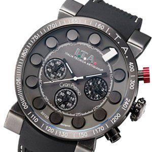 10倍ポイント/I.T.A.グランプレミオ腕時計/ita180103[正規輸入品]|syohbido-store
