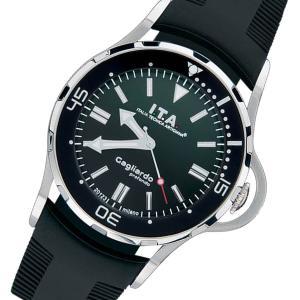 10倍ポイント/腕時計  イタリア  メンズウォッチ I.T.A. アイティーエー ガリアルド プロフォンド クォーツ  240105  正規輸入品|syohbido-store