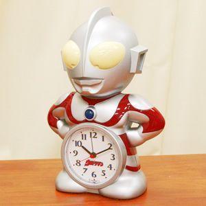 10倍ポイント/セイコーウルトラマンキャラクター目覚まし時計JF336A|syohbido-store