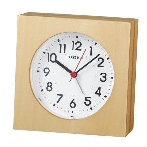 SEIKO セイコークロック スタンダード 掛け置き兼用目覚まし時計 KR501A syohbido-store