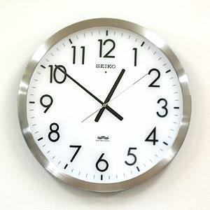 10倍ポイント/セイコー(SEIKO)電波クロック掛け時計【KS266S】|syohbido-store