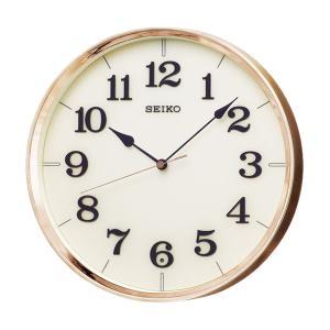10倍ポイント/SEIKO(セイコー)スタンダード 電波掛け時計  KX221G  ブロンズ|syohbido-store