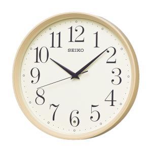 10倍ポイント/SEIKO(セイコー)スタンダード 電波掛け時計  KX222A  薄茶|syohbido-store