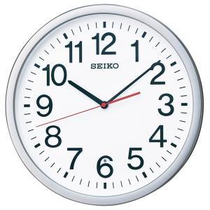 10倍ポイント/SEIKO セイコー スタンダード オフィス 電波 掛け時計 KX229S|syohbido-store