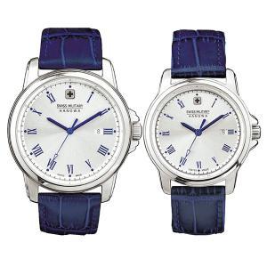10倍ポイント/スイスミリタリー腕時計 ローマン(Roman) ペアウォッチ ML380-ML382|syohbido-store