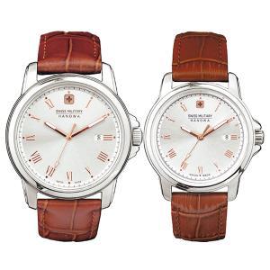 10倍ポイント/スイスミリタリー腕時計 ローマン(Roman) ペアウォッチ ML381-ML383 syohbido-store