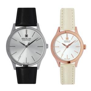 10倍ポイント/スイスミリタリー腕時計PRIMO(プリモ)ペアウォッチML412-ML413[正規輸入品] syohbido-store