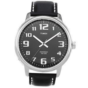10倍ポイント/あすつく/タイメックス腕時計メンズ/ビッグイージーリーダーブラックレザー/T28071[正規輸入品]|syohbido-store