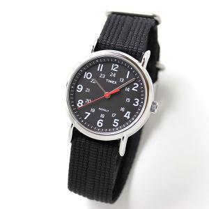 10倍ポイント/あすつく/タイメックス腕時計メンズレディース/ウィークエンダーセントラルパークブラック/T2N647[正規輸入品]|syohbido-store