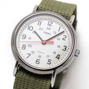 10倍ポイント/あすつく/TIMEX(タイメックス)腕時計/ウィークエンダーセントラルパーククリーム×オリーブ【T2N651】[正規輸入品]|syohbido-store