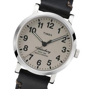 10倍ポイント/あすつく/タイメックス腕時計/ウォーターベリー/トープダイアルブラックストラップtw2p58800正規輸入品|syohbido-store