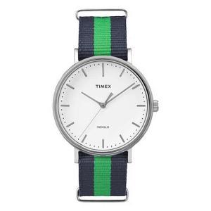10倍ポイント/あすつく/TIMEX(タイメックス)腕時計/タイメックスウィークエンダーフェアフィールドナイロンベルト41mmTW2P90800[正規輸入品]|syohbido-store