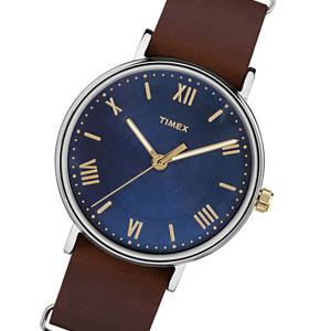 10倍ポイント/あすつく/TIMEX(タイメックス)腕時計/タイメックス サウスビューブラウン TW2R28700[正規輸入品]|syohbido-store