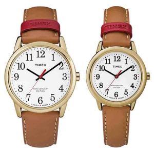 10倍ポイント/TIMEX(タイメックス)/タイメックス イージーリーダー40th ペアウォッチ TW2R40100・TW2R40300/腕時計[正規輸入品] syohbido-store
