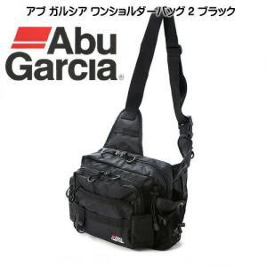 アブ ガルシア ワンショルダーバッグ2 1396214 ブラック|syokandake