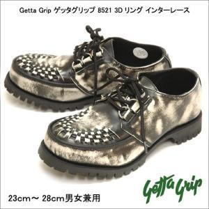 ゲッタグリップ BAV8521GG インターレース 男女兼用 ブラックアドバンレザー|syokandake
