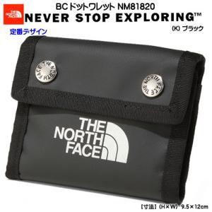 ノースフェイス THE NORTH FACE BCドットワレット BC Dot Wallet NM8...