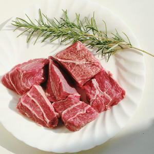 牛ほほ肉 チークミート 国産牛ほほ肉(和牛含) 牛ほほ肉ブロック 550g|syokuniku|03