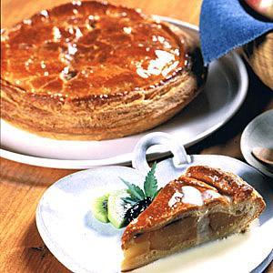 お中元 贈り物ギフト 林檎たっぷり本格アップルパイ 福岡アップルパイの店 『林檎と葡萄の樹』