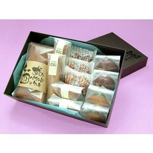 送料500円 『パティスリー麓』  焼き菓子ギフトB|syokunosanpo