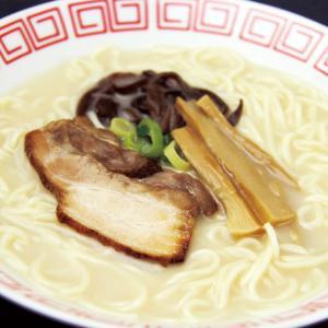 冷凍食品 業務用 具付麺 博多豚骨ラーメンセット 226g うち麺160g 濃厚スープ 具材付 電子レンジ調理可|syokusai-netcom