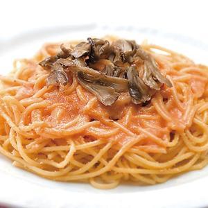 冷凍食品 業務用 レンジ用 スパゲティ 焼きたらこと舞茸 250g    お弁当 軽食 朝食 バイキング 簡単 温めるだけ 焼きタラコ パスタ 洋食|syokusai-netcom