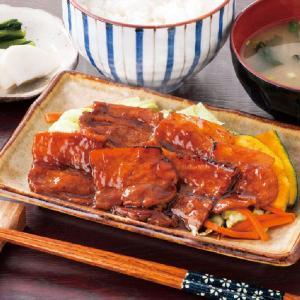 グルメ 冷凍食品 業務用 豚バラ 炙り焼き 1食 115g 104403 弁当 ぶた丼 一品 定食 豚バラ 炙り焼き|syokusai-netcom