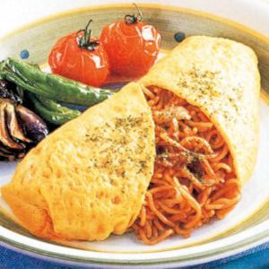 冷凍食品 業務用 ふんわり 玉子のオム焼きそば 250g 具だくさん 麺類 焼きソバ ヤキソバ|syokusai-netcom
